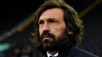 Nasib Juventus Ditentukan Tim Lain, Pirlo Ikhlas