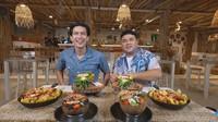 Bikin Laper! Nonton Dimas Beck dan Ncess Nabati Makan Kepiting Bisa Dapat  Rp 500 Ribu