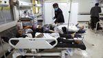 Bom Meledak di Afghanistan Renggut Puluhan Nyawa