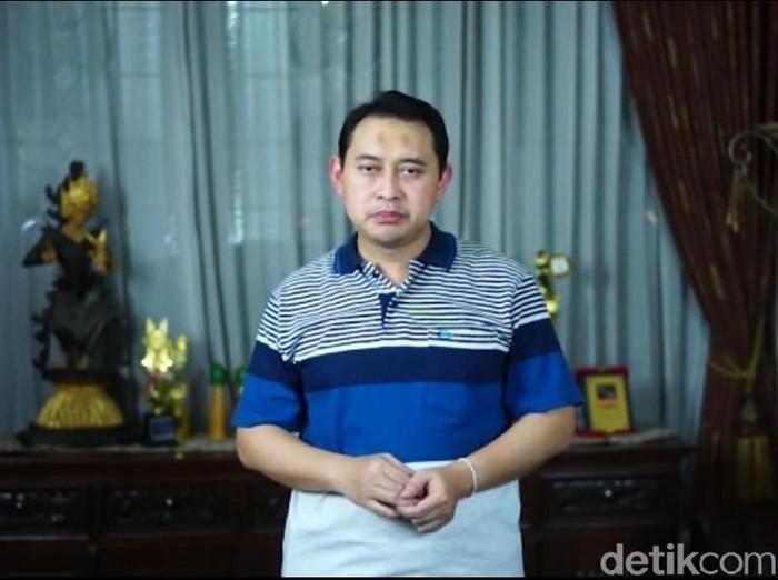 Bupati Nganjuk Novi Rahman Hidayat (Foto: tangkapan layar)