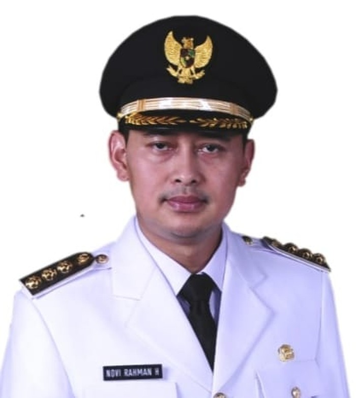 Bupati Nganjuk Novi Rahman Hidayat