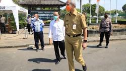 Libur Lebaran, Borobudur cs Ditutup, Ganjar Berikan Apresiasi