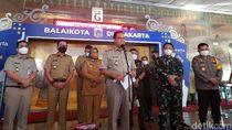 Antisipasi Takbir Keliling, Polda Metro Jaya Berlakukan Crowd Free Night