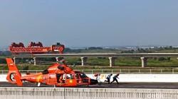 Helikopter Mendarat di Tol Layang MBZ, Ada Apa?