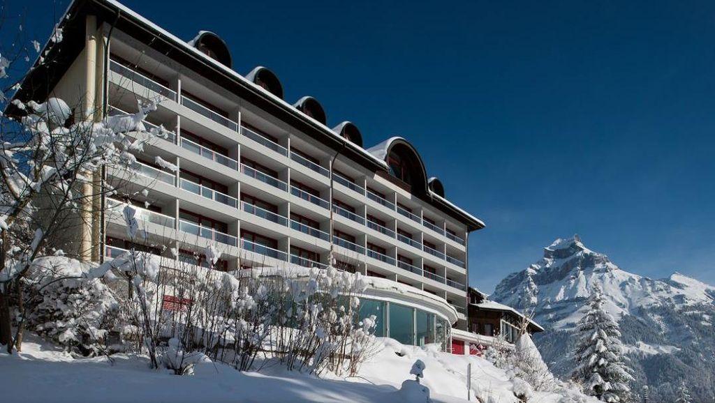 Selir Raja Thailand Melahirkan, Ini Hotel di Swiss Tempatnya Menginap