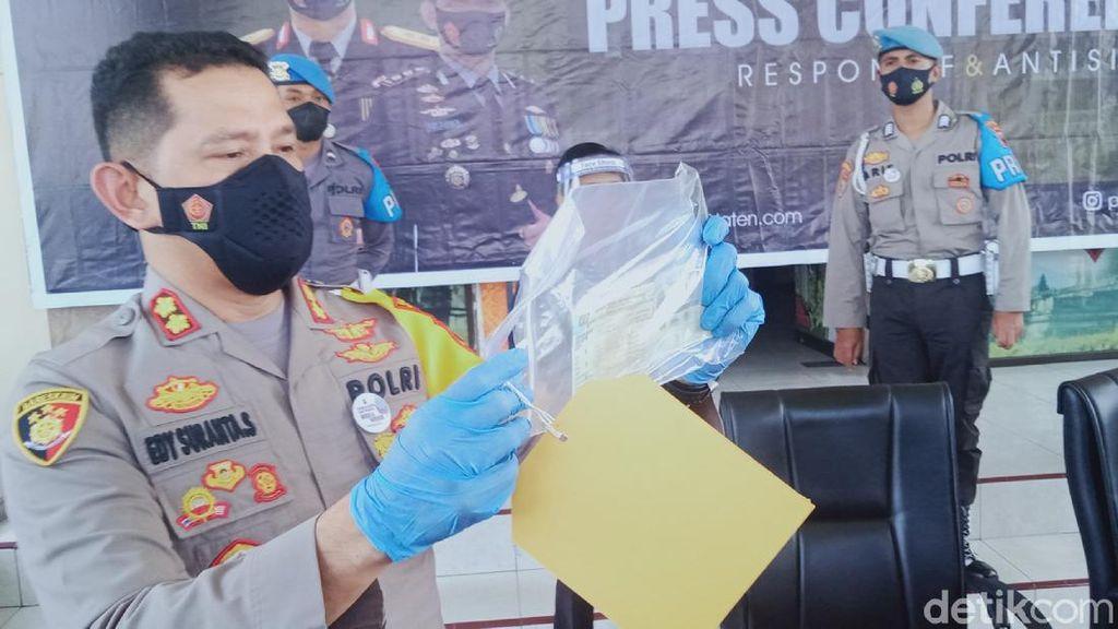 Pemobil ABG yang Tabrak Polisi Pos Penyekatan Klaten Jadi Tersangka!