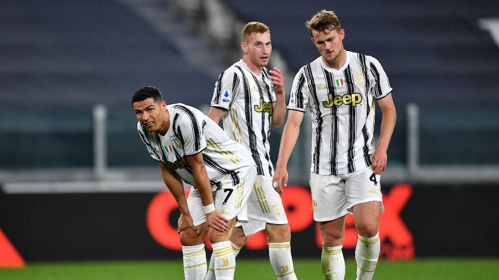 Juventus Boleh Kecewa, tapi Harus Tetap Ingat Target