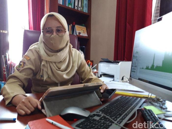 Kepala Dinas Kesehatan (Dinkes) Boyolali, Ratri S Survivalina, Senin (10/5/2021).
