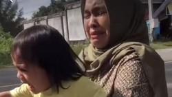 Viral Ibu dan Anak Tangisi Baby Sitter yang Mudik, Ini Kisah di Baliknya