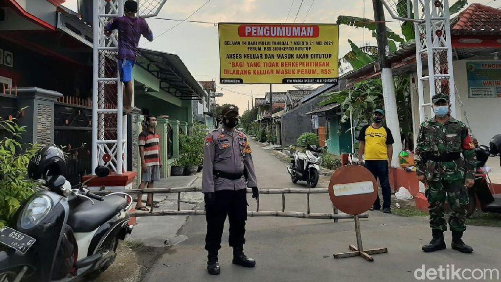 Duh, 56 Orang Sekampung di Pati Kena Corona