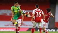 Arsenal Vs: WBA: The Gunners Menang, The Baggies Degradasi