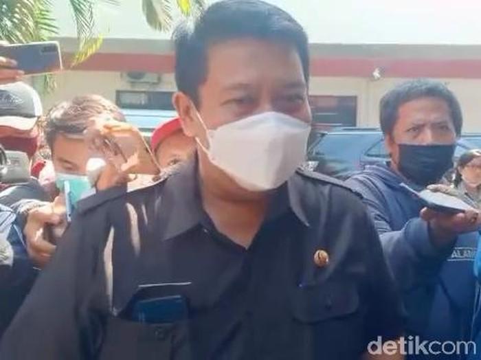 mantan Kepala BKD Nganjuk Supingi