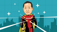 Mendag Pasang Badan buat Jokowi
