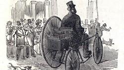 Ini Mobil Listrik Pertama di Dunia: Buatan 1881, Cuma Punya 3 Roda