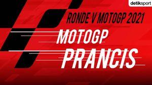 Waktunya MotoGP Prancis 2021!