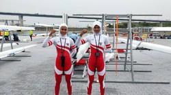 Selamat! Dayung Amankan Satu Tiket ke Olimpiade 2020 Tokyo