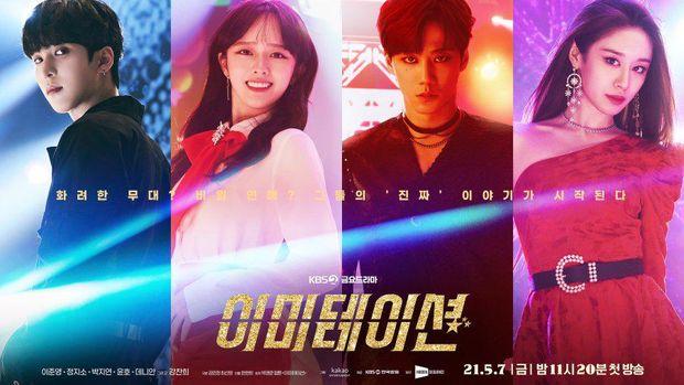 Pasangan di Drama Korea