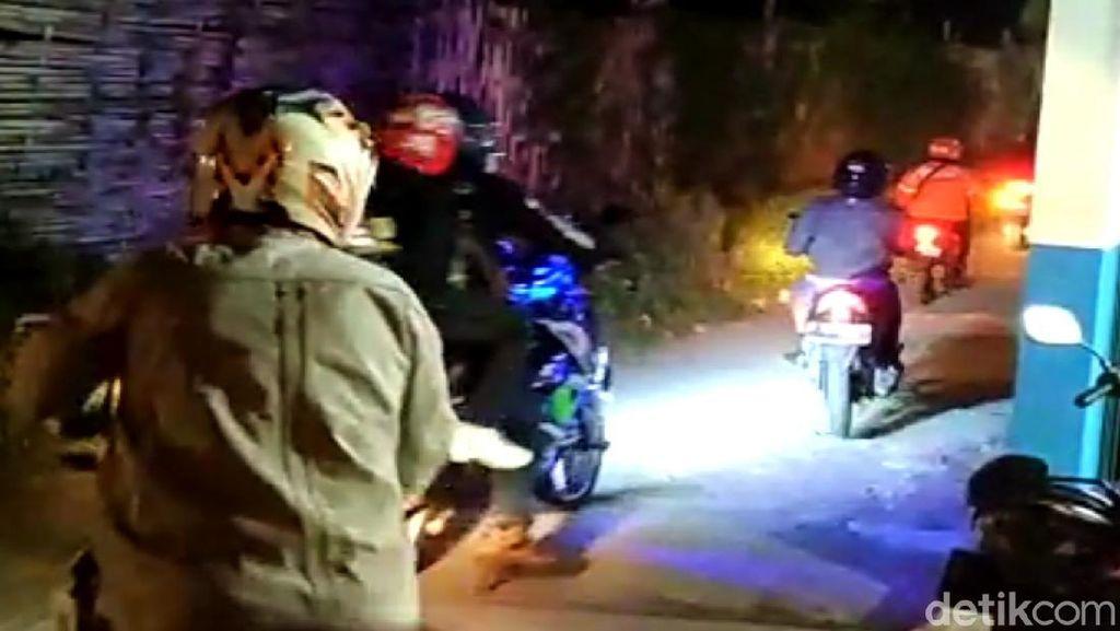 Cerita Pemudik Terobos Penyekatan dan Susuri Jalur Tikus di Cirebon