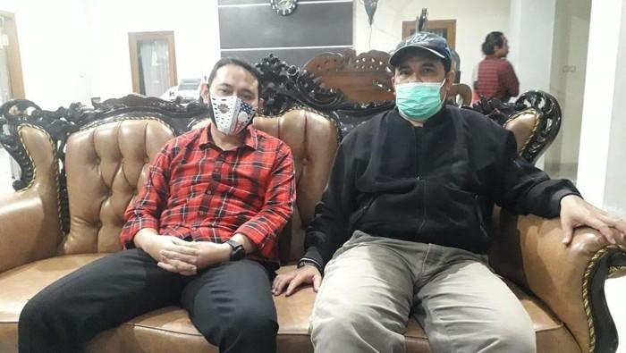 Penampakan Bupati Nganjuk, Novi Rahman Hidayat (kiri) saat terjaring OTT KPK (Dok istimewa)