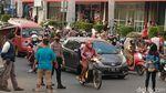 Picu Kerumunan, Pasar Tiban di Alun-alun Pekalongan Ditutup