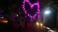 Foto: Spot Cantik Buat Nikmati Malam di Kudus
