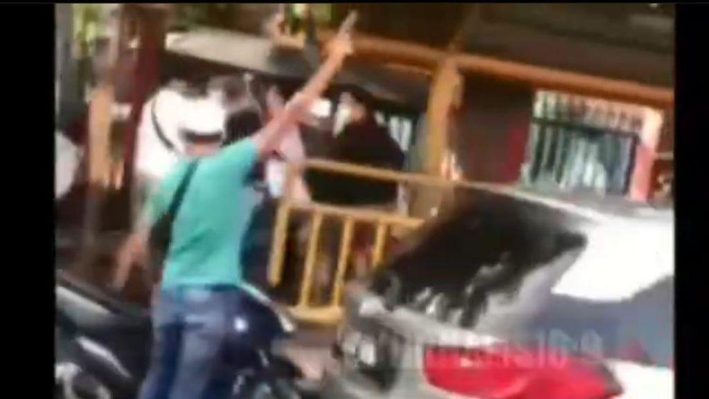Bandar Narkoba Disergap di Halte Mangga Besar Jakpus, Terdengar Tembakan