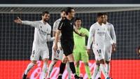 Satu Penalti yang Rusak Peluang Juara Real Madrid Musim Ini