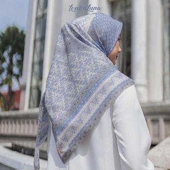 Rekomendasi hijab untuk Lebaran 2021 dari Louisaluna.