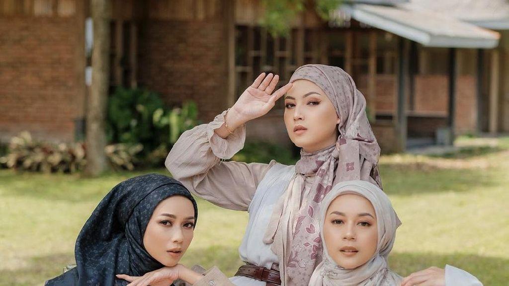 Tren Hijab Lebaran 2021: 10 Rekomendasi Hijab Voal dari Brand Lokal