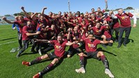 Setelah 23 Tahun, Salernitana Balik ke Serie A