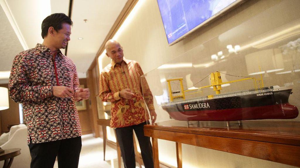 Samudera Indonesia Tambah Armada Pelayaran