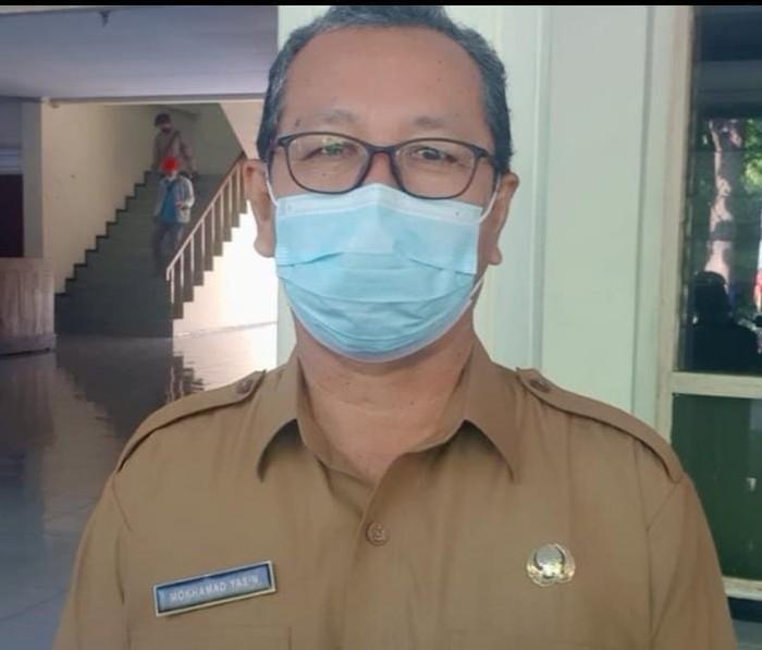 Sekda Nganjuk Mokhamad Yasin