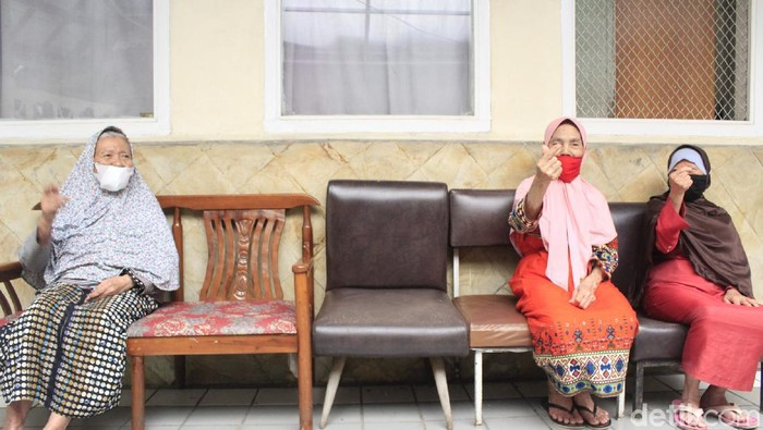Suasana Panti Sosial Tresna Werdha Budi Pertiwi Bandung
