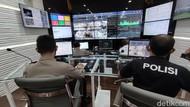 Cara Polisi Pantau Kondisi Para Pemudik Selama di Semarang