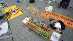 Takut Corona, Warga Jepang Demo Tolak Olimpiade Tokyo
