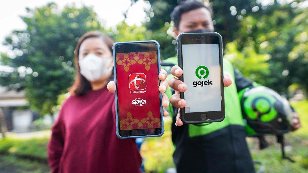 Trifecta Bisnis Digital dan Suntikan Rp 6,3 T Telkomsel ke Gojek