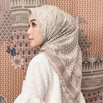 Rekomendasi hijab untuk Lebaran 2021 dari Rahina Indonesia.