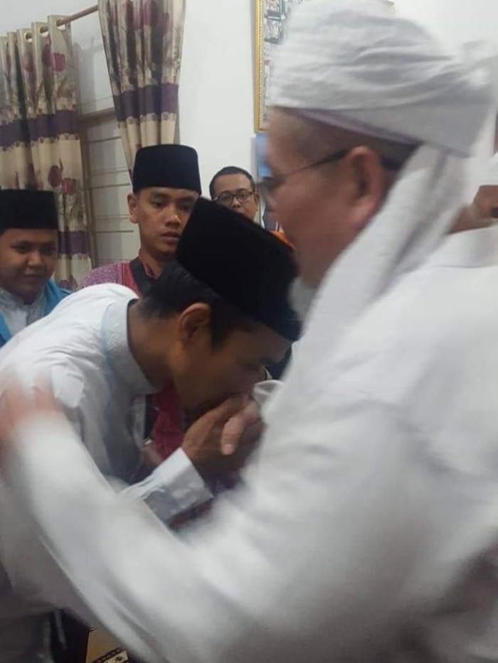 Ustaz Abdul Somad mengenang Ustaz Tengku Zulkarnain sebagai seorang guru yang tak mempunyai rasa takut (Instagram @ ustadzabdulsomad_official)