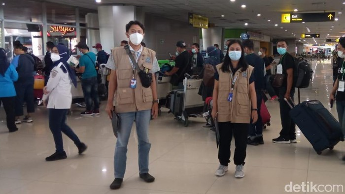 2 pekerja migran asal banyuwangi positif covid