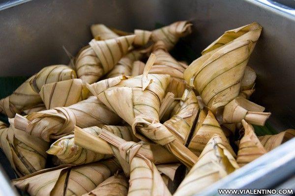 5 Jenis Ketupat di Indonesia, Ada Ketupat Landan hingga Ketupat Daun Pandan