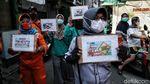Ada Sosialisasi Jangan Mudik di Permukiman Padat Ibu Kota