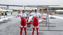 Atlet Dayung Masuk Olimpiade Tokyo, Brantas Abipraya Beri Beasiswa S1