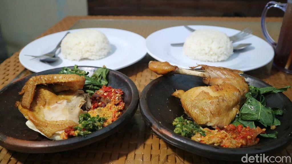 Ayam Tempayan Khas Kudus dengan 7 Sambal Ini Cocok Buat Sajian Lebaran