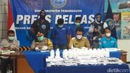 BNNK Temanggung Sita 42 Ribu Butir Obat Terlarang Siap Edar