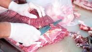 Muncul Penjual Daging Sapi Dadakan di Tasik, Harga Lebih Murah