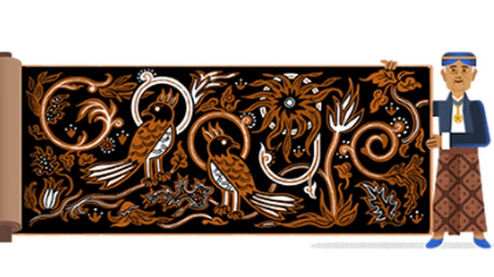 Go Tik Swan Google Doodle Indonesia