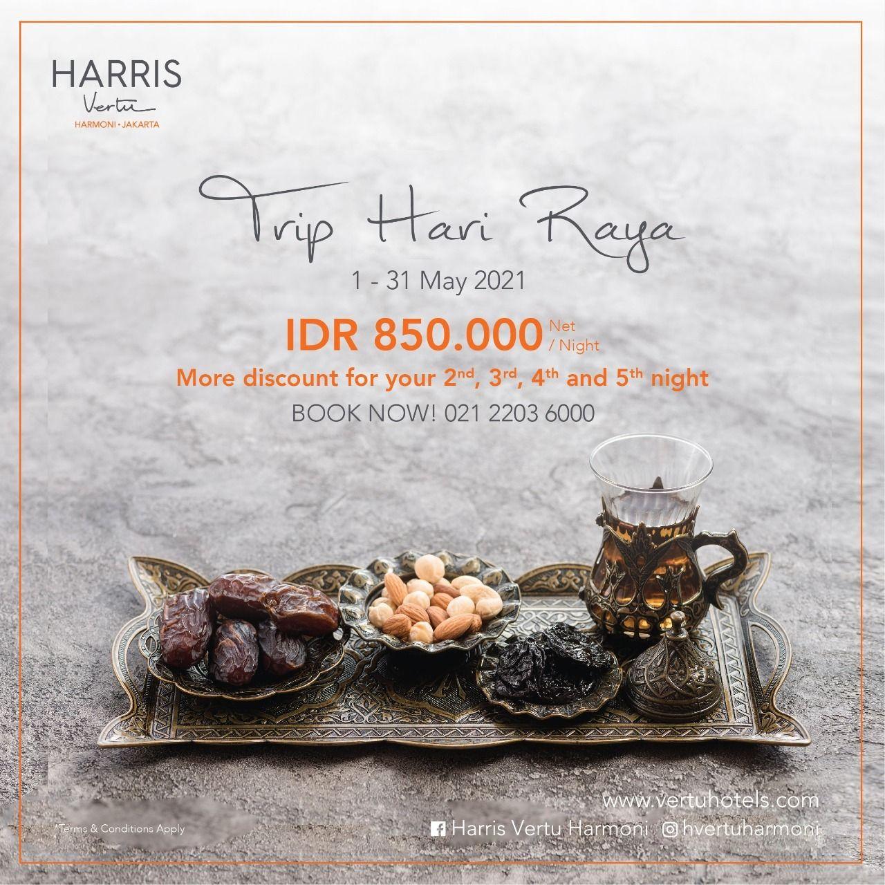 Harris Vertu Harmoni