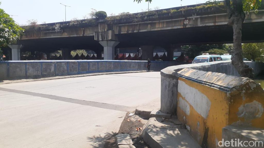 Proyek Anti-banjir di Jl RE Martadinata Dinilai Efektif