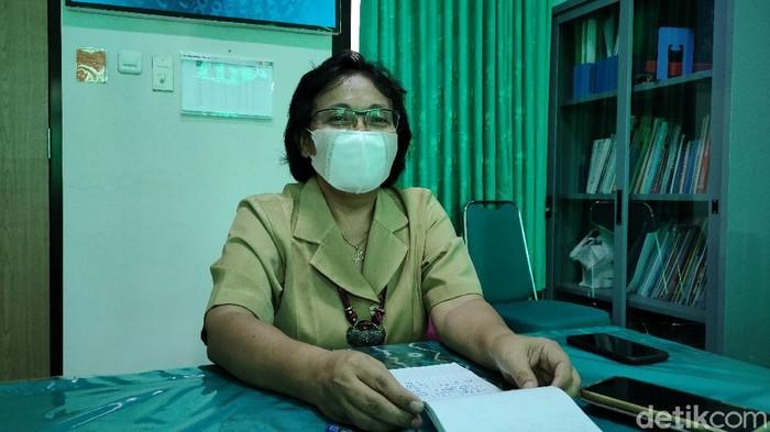 Juru Bicara Gugus Tugas Penanganan COVID-19 Kulon Progo, Baning Rahayujati, Selasa (11/5/2021).