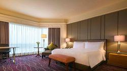 Staycation Mewah di JW Marriott Hotel Surabaya
